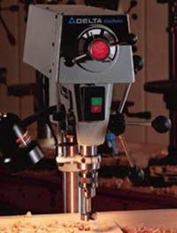 delta bench top drill press
