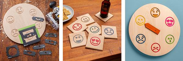 emoji template projects