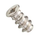 European-style wood screw
