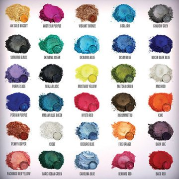eye candy mica pigment