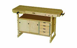 Finish For A Workbench