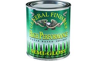 General Finishes EF High Performance Polyurethane