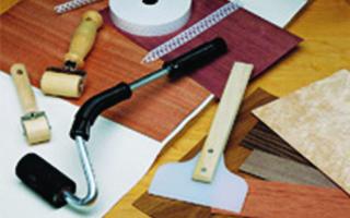 methods of applying veneer