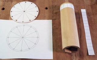 flute index wheel