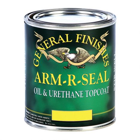 General Finishes arm-r-seal urethane top coat