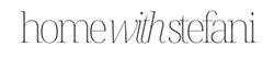 Home with Stefani logo