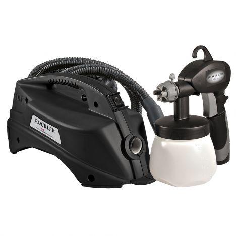 Rockler hvlp finishing sprayer system