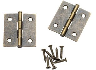 antique brass butt hinges