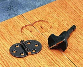 Mortised Hinge: A Mortised Hinge Requires The Cutting Of A Mortise Or  Recess In The Door Or Cabinet To Fit The Hinge Leaves For Proper Mounting.