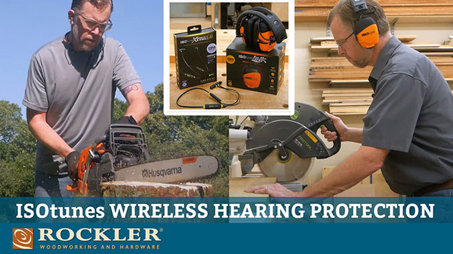Reviewing two models of isotunes hearing protection devices