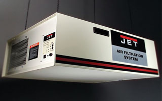 jet air filtration system