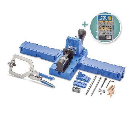 Kreg K5 pocket hole screw kit