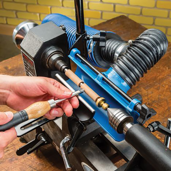 lathe dust collector