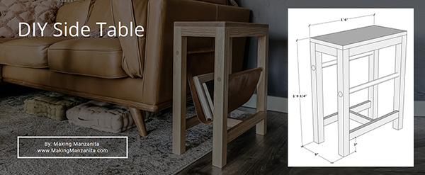 side table project plan download