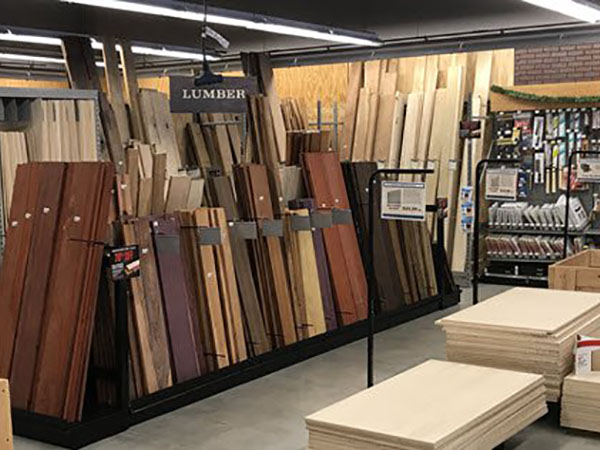 rockler retail lumber department