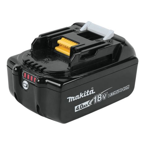 Makita 18v 4.0 amp hour rechargeable lithium ion battery