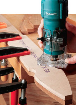 10 Workshop Uses For A Trim Router