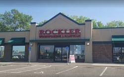 Rockler Maplewood, Minnesota store front