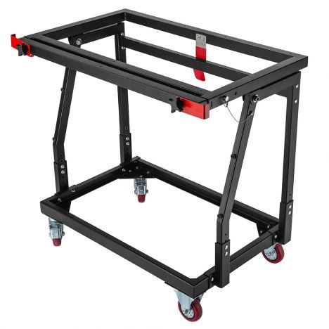 Rockler material mate panel cart
