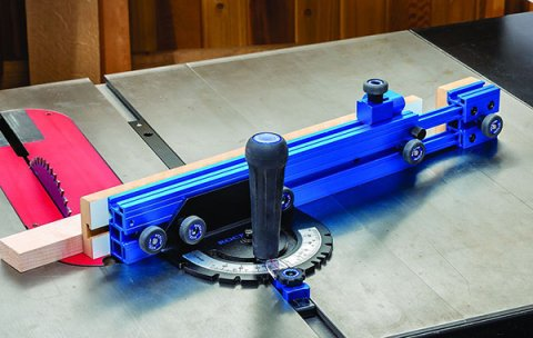 table saw mitere gauge