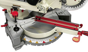 miter saw angle scale