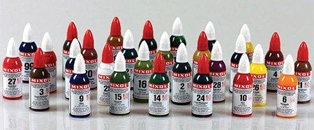 mixol epoxy tints