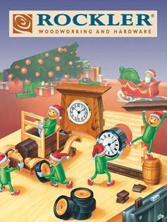 peg people christmas catalog cover