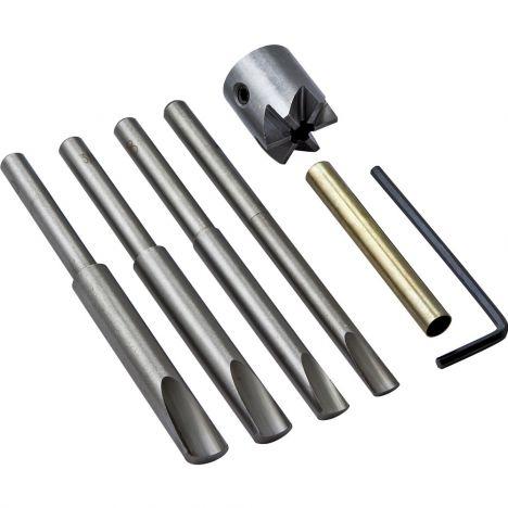 Barrel cleaner and pen milling kit