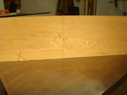 Perfectly square cuts on two boards