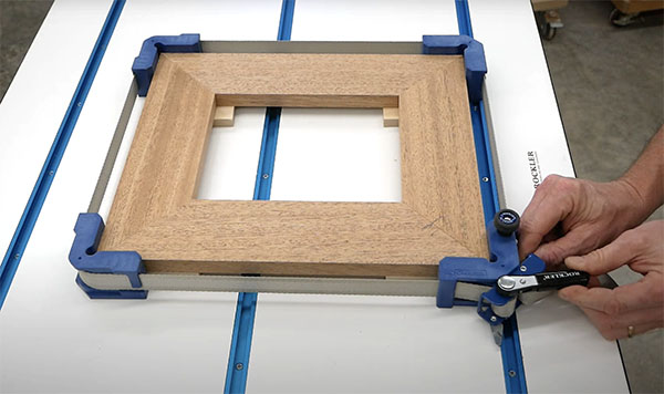 picture frame clamp