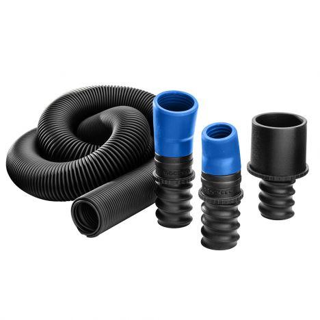 Rockler dust right power tool hose kit