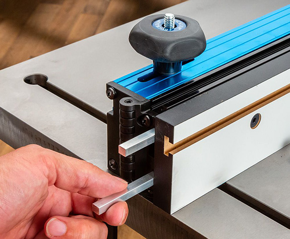promax router fence jointer bars