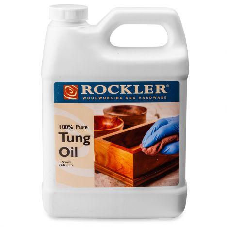 Rockler 100 percent pure tung oil
