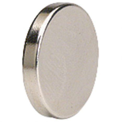 Circular rare earth magnet