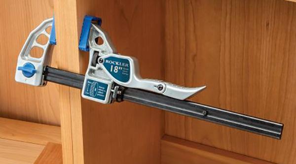 quick lever clamp
