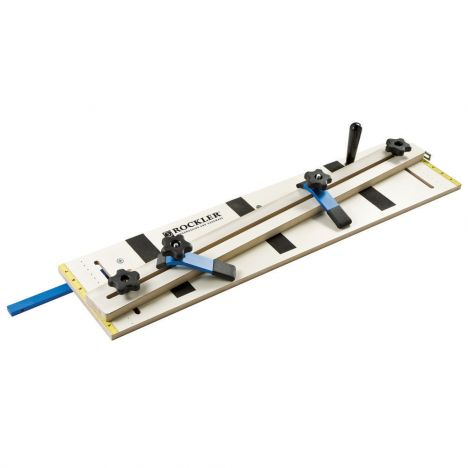 Rockler taper and straight line jig