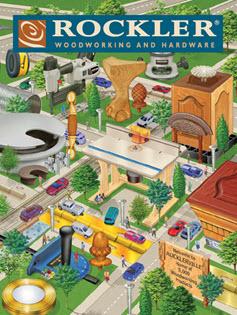 rocklerville catalog cover