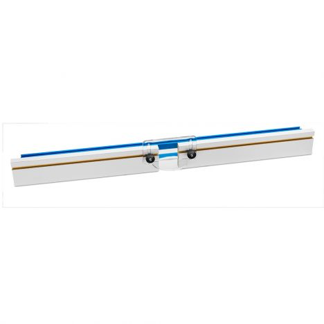 Rockler router table fence with guard