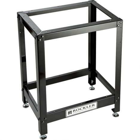 Rockler steel router table stand