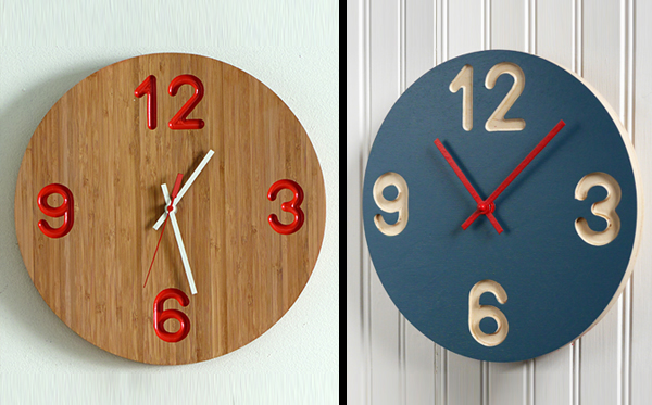 clock projects