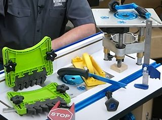 router table accessories