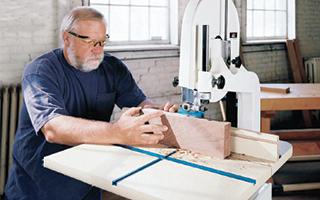 Improve Your Bandsaw's Shop Production