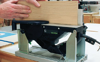 Planer and Jointer Converter