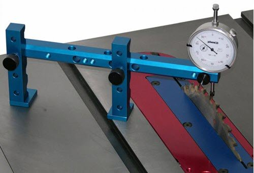 Table Saw Alignment Gauge