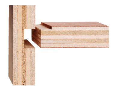 shelving rabbet joints