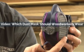 Which Dust Mask Should Woodworkers Wear Video Screenshot
