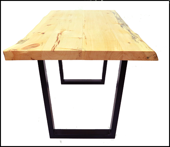 completed slab table