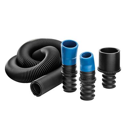 Rockler dust right flexiport power tool hose kit
