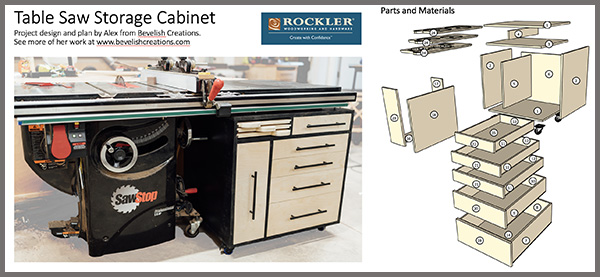 table saw cabinet plan download button