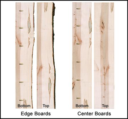 timber-link slab boards